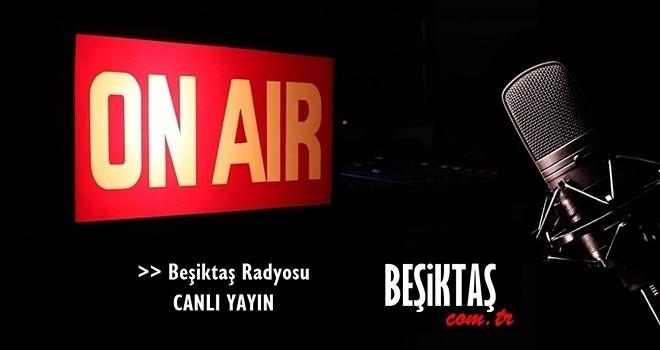 Radyo Beşiktaş yeni yayın dönemi canlı MÜZİK yayın akışı açıklandı!