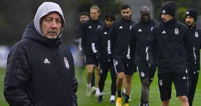 Hazırlıklar tamamlandı! İşte Beşiktaş'ın kamp kadrosu