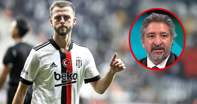 Pjanic, Başakşehir maçına yetişecek mi?.. Usta yorumcu Serdar Sarıdağ değerlendirdi!..