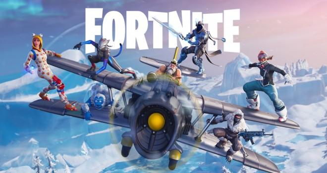 Başarılı oyun Fortnite