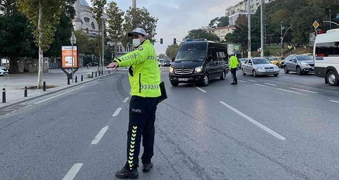 Beşiktaş'ta okul taşıtları denetlendi