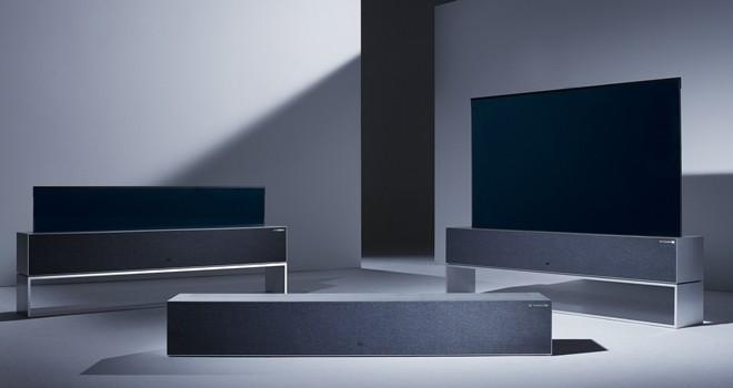 LG'den dünyanın ilk kıvrılabilen OLED TV'si
