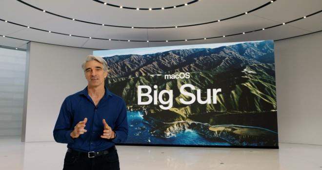 macOS Big Sur güncellemesi alacak Mac modelleri