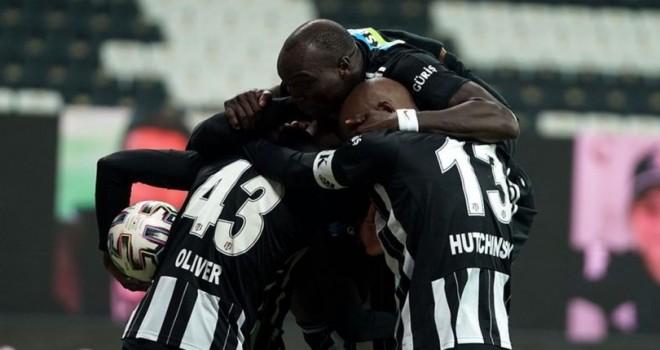 Beşiktaş ligin en fazla gol atan takımı
