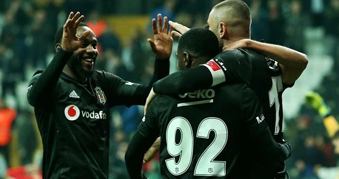 Beşiktaş'ta derbi primi