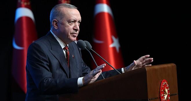 Cumhurbaşkanı Erdoğan'dan Kurban Bayramı açıklaması!..