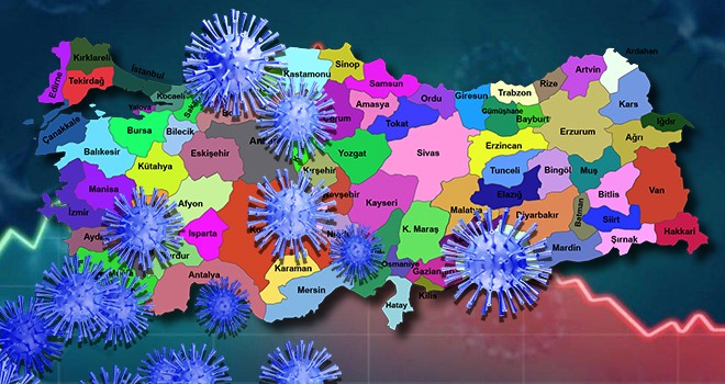 Türkiye'de en fazla vaka sayısı olan iller açıklandı!..