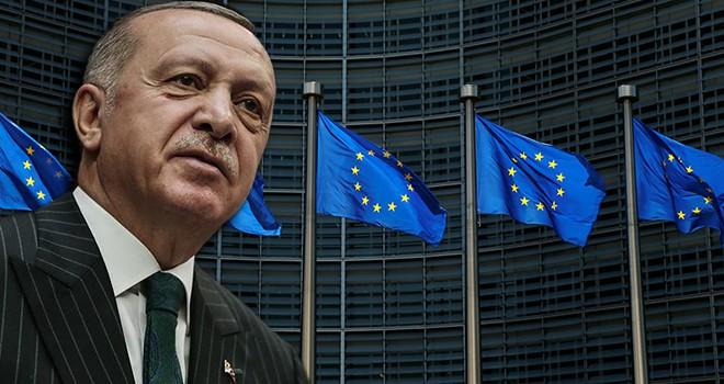 Cumhurbaşkanı Erdoğan'a AB'den destek