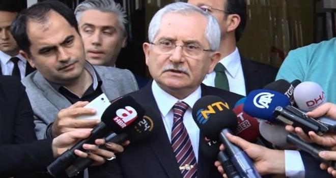 YSK Başkanı Sadi Güven açıkladı: Ekrem İmamoğlu, 27.889 oyla Binali Yıldırım'ın önünde