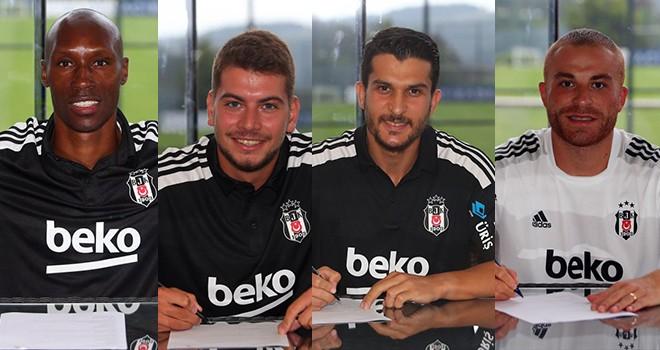 Beşiktaş dört dörtlük