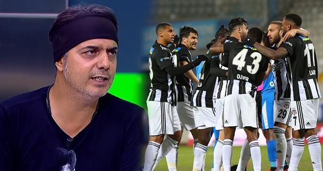 Ali Ece: Bu zeminde değil Beşiktaş, Bayern bile topa kolay kolay sahip olamaz