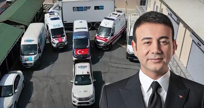 Beşiktaş'tan yardım yola çıktı!..