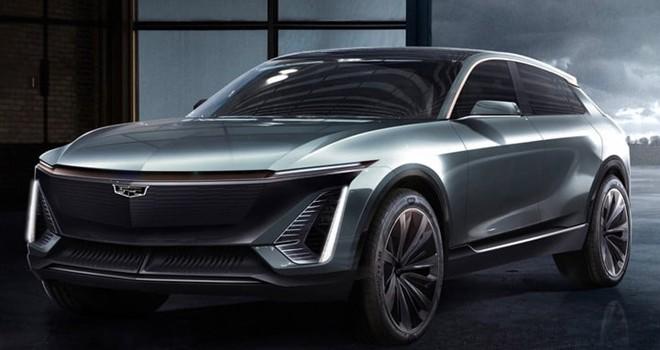 Cadillac'tan tamamen elektrikli ilk araç