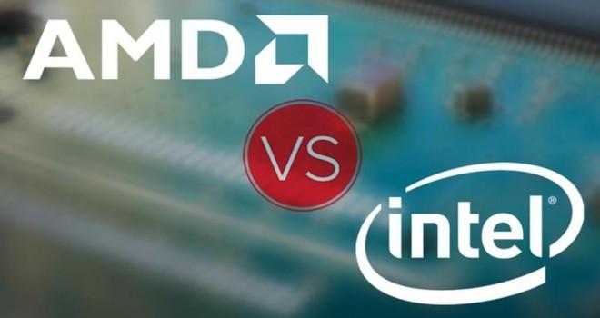 AMD Intel Savaşları Sürüyor