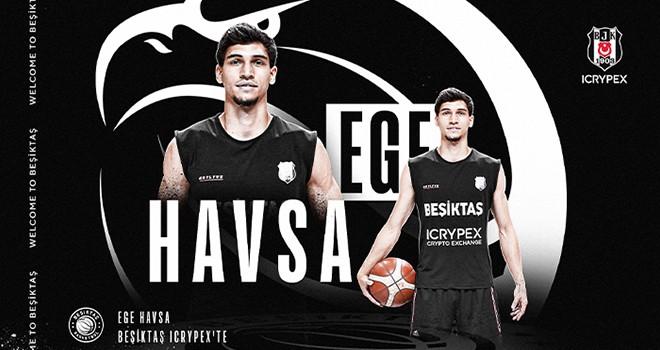 Ege Havsa Beşiktaş Icrypex'te