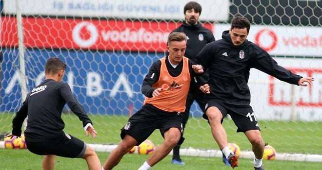 Kartal, Ankaragücü maçına hazırlanıyor