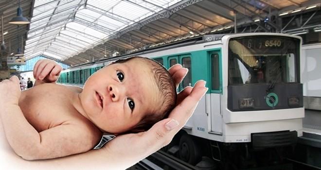 Trende doğan bebeğe 25 yaşına kadar ücretsiz seyahat