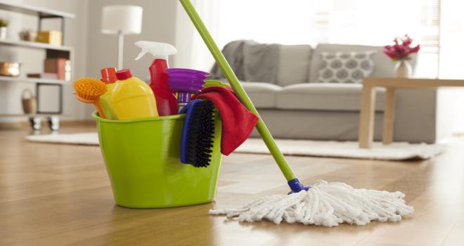 Ev temizliğine özen göstermeliyiz