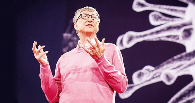 Bill Gates, Trump'ın sözlerine katılmadı