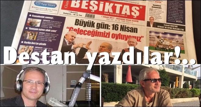 Gazete Beşiktaş ve kurucusu İsmail Baştuğ Türkiye Turizm'de