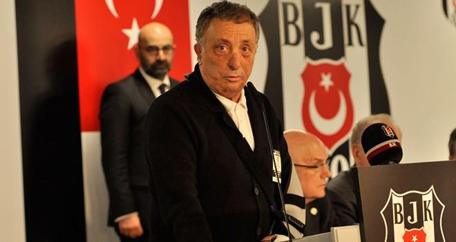 Burası koskoca Beşiktaş