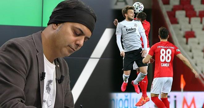 Ali Ece: Beşiktaş'ı liderliğe taşıyan oyun temposu ve kalitesi sahada yok gibi