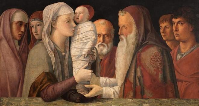 Kayınbirader olan Rönesans'ın iki önemli sanatçısı aynı sergide
