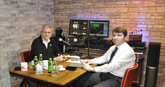 Radyo Beşiktaş'ta yayın tekrarı Kaymakam Önder Bakan halka seslendi