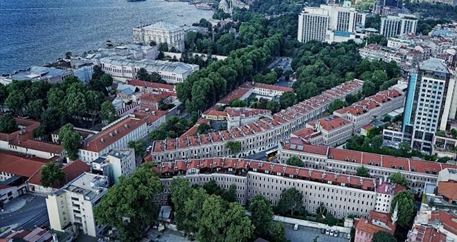 Beşiktaş konutta zirvede