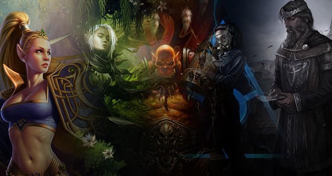 En çok oynanan MMORPG oyunları
