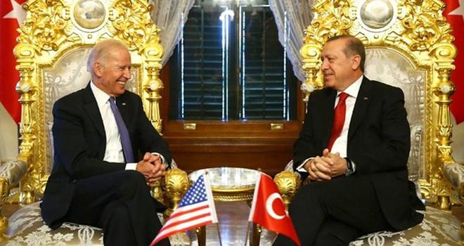 Biden'dan Türkiye mesajı