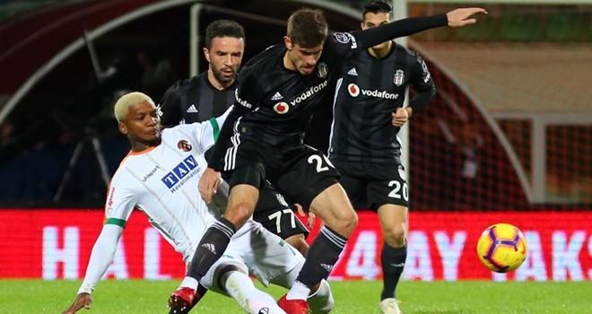 Alanyaspor: 0 - Beşiktaş: 0