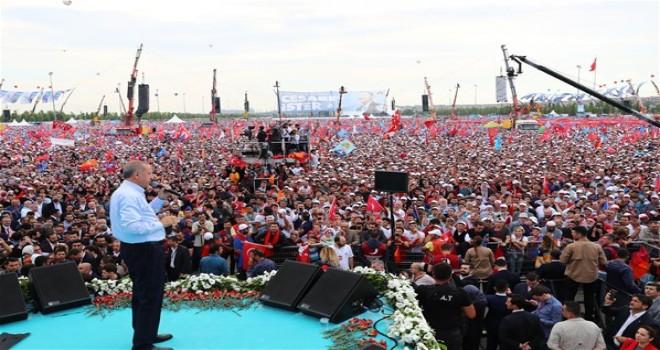 Cumhurbaşkanı Erdoğan, İstanbul işi bitirmiş