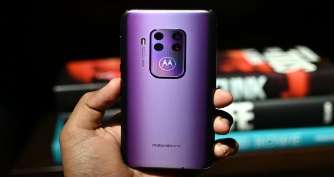 Motorola One Zoom tanıtıldı