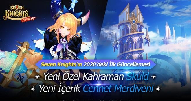 Seven Knights'ın yeni özel kahraman'ı Skuld