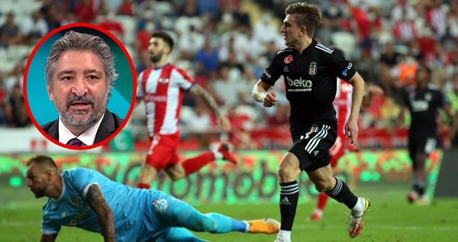 Serdar Sarıdağ: Beşiktaş'ın maçları, maçtan öte bir şey!