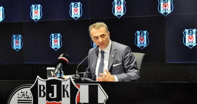 Bizim işimiz Beşiktaş'a sahip çıkmak