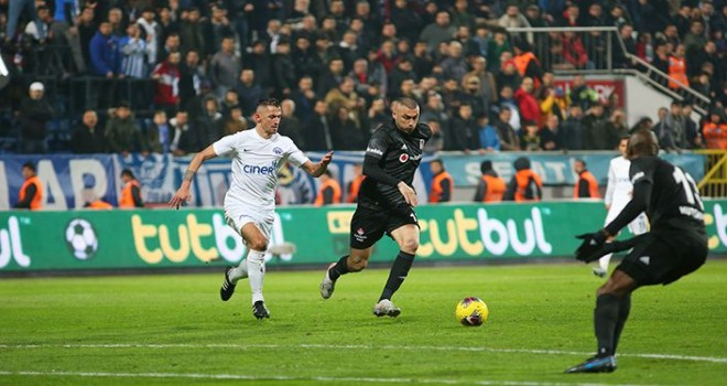 Beşiktaş Kasımpaşa'yı konuk edecek