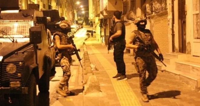 PKK'ya operasyon! Beşiktaş HDP ilçe başkanı gözaltına alındı