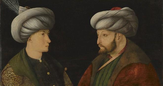 Fatih'in portresi halkla buluşmaya hazırlanıyor