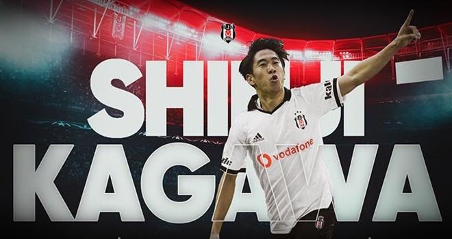 Kagawa Beşiktaş'ta!
