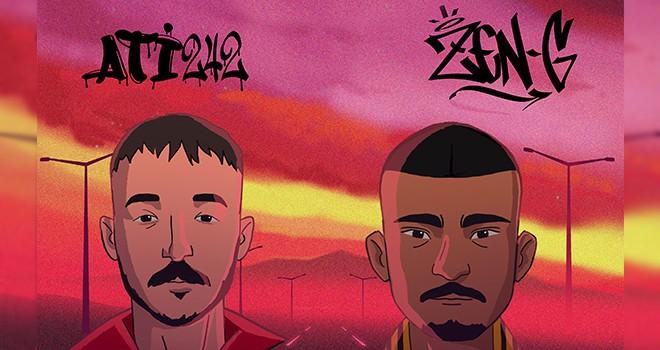Zen-G ve Ati242'den Alev Alev