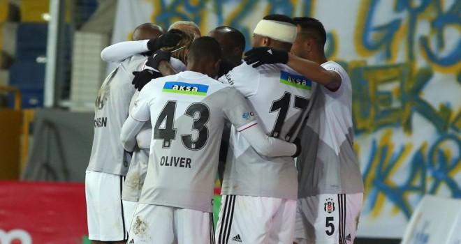Ankaragücü - Beşiktaş maç sonucu: 0-1