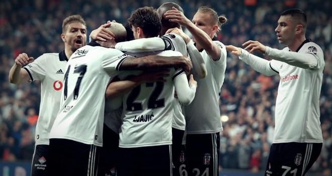 Beşiktaş maça hazır! Hedef 3 puan