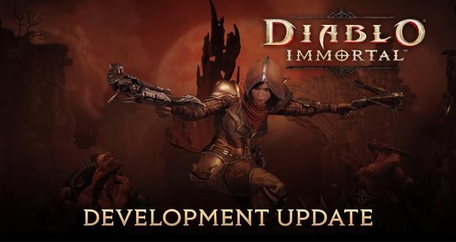 Diablo oyunu artık mobilde