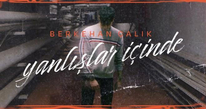 R&B Sanatçısı Berkehan Çalık'tan 4 şarkılık EP