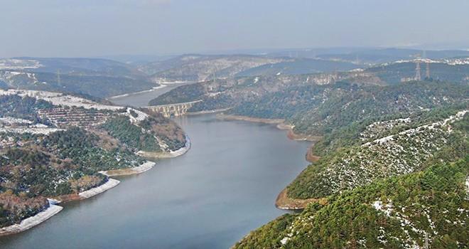 İstanbul barajlarında sevindiren manzara