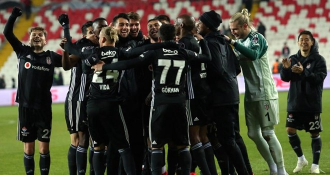 Beşiktaş – Ankaragücü karşı karşıya