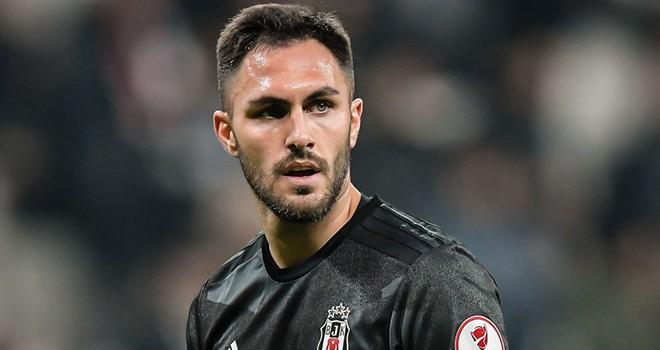 Ruiz, Beşiktaş ile sözleşmesini feshetti