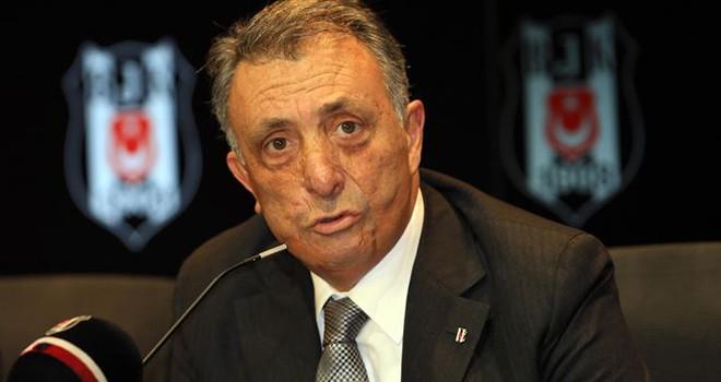 Beşiktaş, Başkan Çebi'nin sağlık durumunu açıkladı